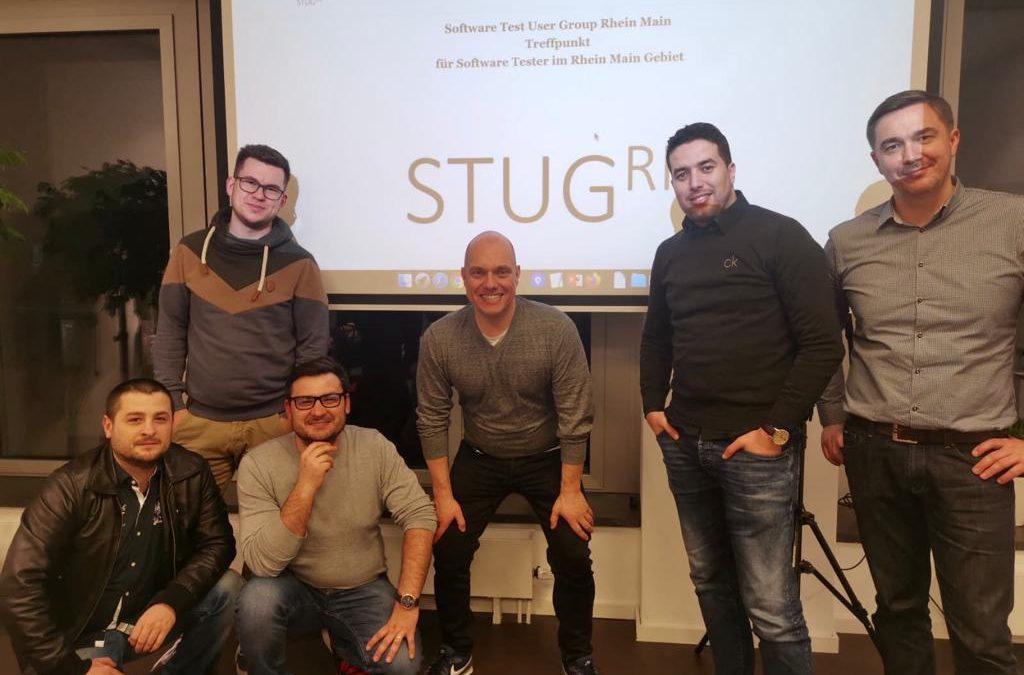 """STUGRM#8 : """"Testautomatisierung mit Selenide"""""""
